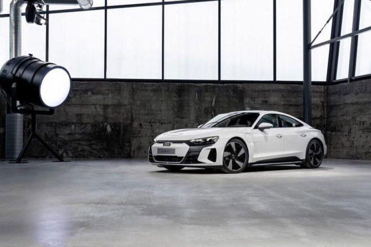 Dies ist der Audi E-Tron GT!