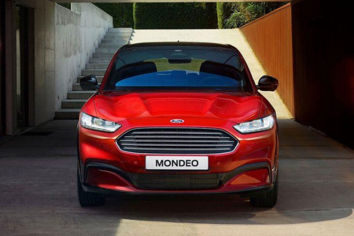 Der Ford Mondeo wird auch zu einem Crossover