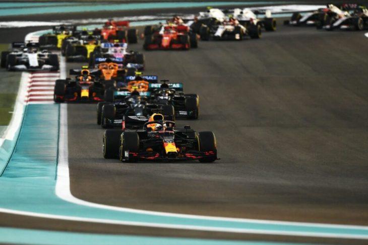 Die Formel 1 berücksichtigt die Sprintrece-Einführung im Jahr 2021